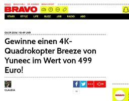 Bravo Gewinnspiel
