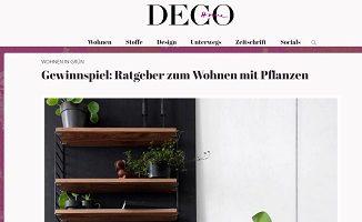 Deco Home Gewinnspiel