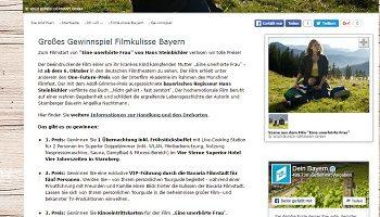Bayern.by Gewinnspiel