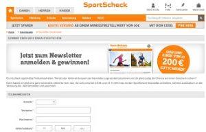 www sportscheck com club gewinnspiel