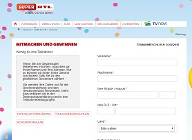 SUPER RTL GEWINNSPIEL HANDY