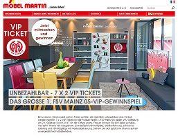 Möbel Martin Gewinnspiel
