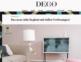 40 zoll tv gewinnspiel bei deco home gewinnspiele 2018. Black Bedroom Furniture Sets. Home Design Ideas