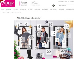 adler adventskalender