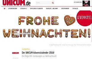 Unicum Gewinnspiel
