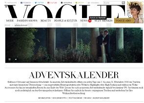 Vogue Gewinnspiel