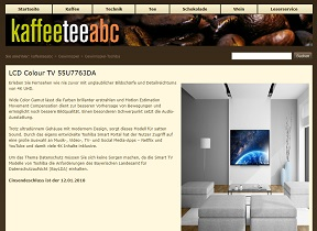 kaffeeteeabc gewinnspiel kaffeevollautomat gewinnen gewinnspiele 2018. Black Bedroom Furniture Sets. Home Design Ideas