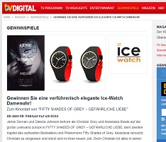 ice watch damen uhr gewinnspiel bei tv digital gewinnspiele 2018. Black Bedroom Furniture Sets. Home Design Ideas