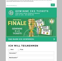 Dfb Gewinnspiel Vip Tickets Gewinnen Gewinnspiele 2019