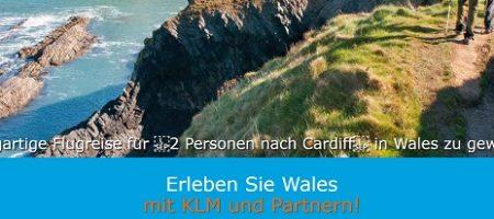KLM Gewinnspiel