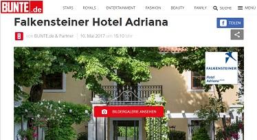 adriana hotel gewinnspiel bei bunte gewinnspiele 2018. Black Bedroom Furniture Sets. Home Design Ideas
