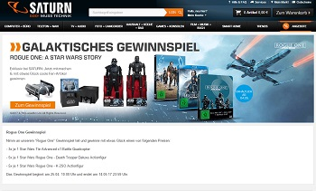 star wars battle quadcopter gewinnspiel bei saturn gewinnspiele 2018. Black Bedroom Furniture Sets. Home Design Ideas