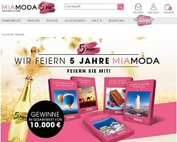 MiaModa Gewinnspiel