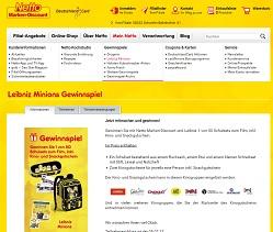 www.netto-online.de moncheri gewinnspiel