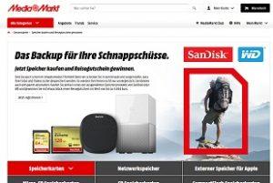 SanDisk Gewinnspiel, MediaMarkt Gewinnspiel