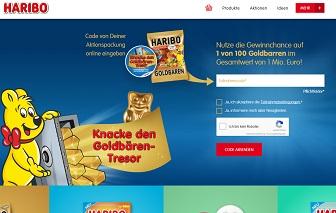 Www.haribo.com Gewinnspiel Tresor