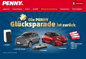 Www.penny.de Gewinnspiel