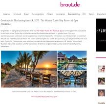 Mauritius Reise Gewinnspiel