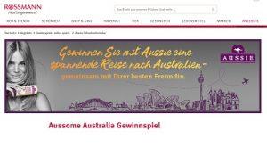 Australien Reise Gewinnspiel