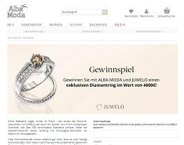 Juwelo Diamantring Gewinnspiel