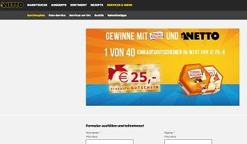 Www.netto.de Gewinnspiel 2019