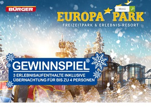 Europa-Park Gewinnen
