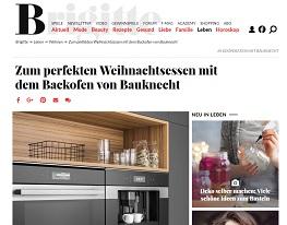 Bauknecht Backofen Gewinnspiel, Brigitte Gewinnspiel