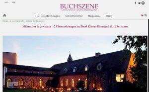 Hotel Kloster Hornbach Gewinnspiel - Gewinnspiele 2018
