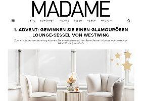 Madame Gewinnspiel