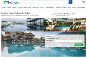 Winklerhotels Gewinnspiel, Thalia Gewinnspiel