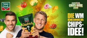 Chips-Wahl 2018 Gewinnspiel, funny frisch Gewinnspiel