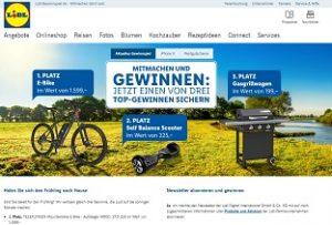 Telefunken E-Bike Gewinnspiel, Lidl Gewinnspiel