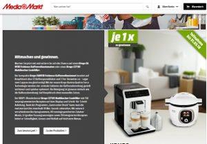 Krups Kaffeevollautomat Gewinnspiel, MediaMarkt Gewinnspiel