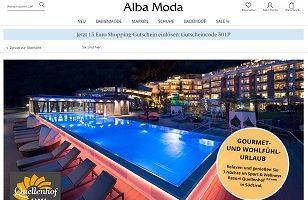 Alba Moda Südtirol Urlaub Gewinnspiel, Alba Moda Gewinnspiel