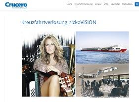 Donau Flusskreuzfahrt Gewinnspiel, Crucero Gewinnspiel