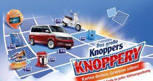 www.knoppery.de, Knoppery Gewinnspiel, Knoppers Gewinnspiel