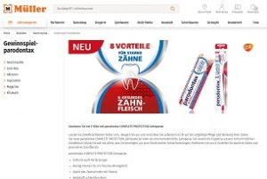 Fischer E-Bike Gewinnspiel, Müller Gewinnspiel