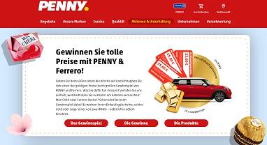 Penny gewinnspiel 2019 mini