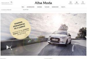 Auto Gewinnspiel, Alba Moda DS 3 Cabrio Gewinnspiel, Alba Moda Gewinnspiel
