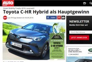 Design Trophy 2018 Gewinnspiel, Auto Zeitung Gewinnspiel