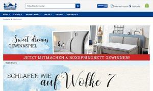 d nisches bettenlager gewinnspiel 300 euro gutscheine gewinnen gewinnspiele 2019. Black Bedroom Furniture Sets. Home Design Ideas