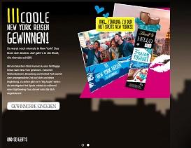 Lindt Hello Gewinncode eingeben Gewinnspiel, Lindt Gewinnspiel