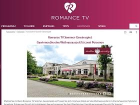 romance tv gewinnspiel reise nach england gewinnen gewinnspiele 2018. Black Bedroom Furniture Sets. Home Design Ideas