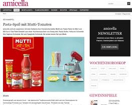 Smeg Küchenmaschine Gewinnspiel, Amicella Gewinnspiel