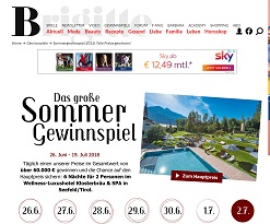brigitte sommer gewinnspiel 60000 euro gewinnspiele 2019. Black Bedroom Furniture Sets. Home Design Ideas