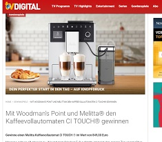 melitta kaffee vollautomat gewinnspiel gewinnspiele 2018. Black Bedroom Furniture Sets. Home Design Ideas