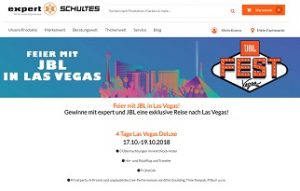 Las Vegas Reise Gewinnspiel, Expert Gewinnspiel
