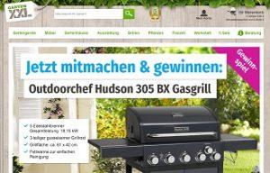 Outdoorchef Gasgrill Gewinnspiel, GartenXXL Gewinnspiel