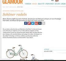 Diamant Fahrrad Gewinnspiel, Glamour Gewinnspiel
