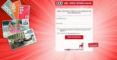 Xxxlutz Gewinnspiel Rubbeln Und Gewinnen Gewinnspiele 2019